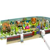 Cour de jeu d'intérieur de nouveau de conception de Commarcial thème de sucrerie