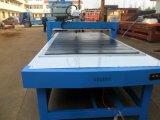 Machine de graveur de routeur de commande numérique par ordinateur de livre pour annoncer, gravure de marbre, fonctionnement du bois