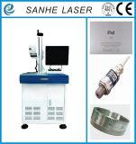 Máquina 2017 quente da marcação do laser da fibra para chaves do telefone
