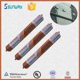Puate d'étanchéité extérieure imperméable à l'eau résistante de silicones de pluie