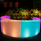 Wasserdichte LED-Tisch-Ereignis-Möbel-Plastikstab-Tisch