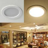 7W plafond Downlight de la haute énergie DEL pour la décoration