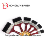 Cepillo de pintura plástico de la cerda de la maneta (HYP021)
