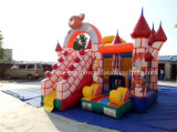 Sale, Inflatable Castle를 위한 4X4X4.5m Inflatable Bouncer Slide