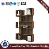 MDF de madeira da biblioteca da mobília da biblioteca, biblioteca de madeira do gabinete de arquivo