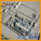 Промышленные модели выставки моделей/модели запланирования Urban&Master