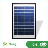 5W Poly Solar Panel con Plastic Steel Frame (OEM Brand)