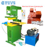 Multifuctional Hydraulic Stone Tile Leftover Recycling Machine (Feuergrube)