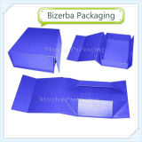 Kundenspezifischer flacher gepackter Drucken-faltender Kasten