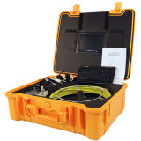 Wopson 28mm Self Balance Pipe Drain Sewer Inspection Camera mit Video CCTV Camera