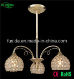 Sala de jantar Crystal Pendant Lighting Chandelier with Ce Certificate