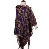 sciarpa di modo dello scialle di inverno di Pashmina di inverno di 196*90cm grande