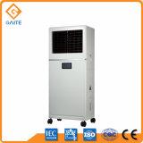 Alta velocidad del viento y de gran capacidad de uso en el hogar del refrigerador de aire
