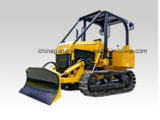 Tractor Implement Track Bulldozer Loader para uso industrial