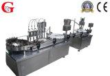 Automatische Reinigung-Flüssigkeit-füllende Zeile