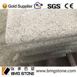 Geflammter + aufgetragener G603 China hellgrauer Granit deckt 300X600mm mit Ziegeln