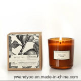 HauptDecoration Scented Soy Wax Candle in Glass Jar