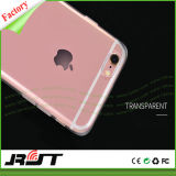 Caixa Shockproof transparente do telefone móvel de coxim de ar TPU para iPhone6 6s