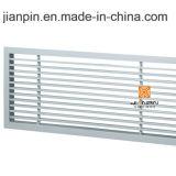 Lineares Stab-Gitter-Ventilations-Fußboden-Register