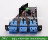 De Optische Cassette Moudle van de Vezel van Lgx MPO/MTP