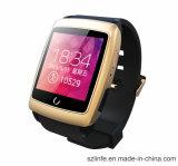 SIM/TF Karten-androide intelligente Uhr U18 androide OS-intelligente Uhr