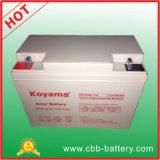 Дешевая батарея геля цикла цены 12V 50ah глубокая для системы энергии ветра