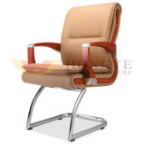 Heißer Verkaufs-moderner lederner Lagerungs-Sitzungs-Stuhl für Büro (HY-D-053)