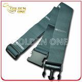 Courroie imprimée faite sur commande de bonne qualité de bagage de polyester de voyage de transfert thermique