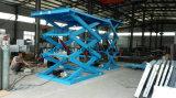 Piccolo /Electric idraulico stazionario Scissor la Tabella di sollevamento del magazzino