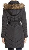 Las señoras ceñidas diseño al por mayor del OEM último rellenaron de largo la capa del invierno