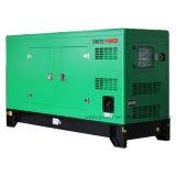 Соедините комплект генератора силы 33kw резервный звукоизоляционный с двигателем Deutz