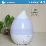 Diodo emissor de luz Light Big Capacity 2.4L Best Humidifying de Aromacare Colorful (TH-001)