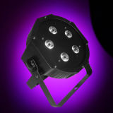 Ton-Steuermini5x10w RGBA Mini-LED NENNWERT kann