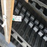 Pistes en caoutchouc d'excavatrice pour Sumotomo Sh60 450*73.5*80