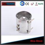 De Verwarmer van de Band van het Mica van de isolatie voor het Vormen van de Injectie