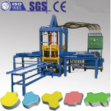 Qtf3-20 Concrete Interlock Color Paver Brick Making Machine Paver Brick Forming Machine