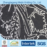 Knit High Elastic Print Nylon Mesh Fabric para Fashion (MJ5022)