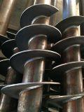Non Galvanized Welding Screw Pile con Flange (F76A1-1200-T3)
