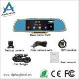 """Hand Volledige Camera 7 van het Streepje HD 1080P """" GPS Bluetooth van het Scherm van de Aanraking Androïde FM"""