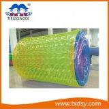 Rodillo inflable del agua de la mejor venta, tubo inflable del balanceo del agua