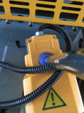 Machine de découpage de plaque du feuillard d'épaisseur de QC11k 6mm 3m