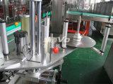 Nuevo diseño de una botella lateral Etiqueta Máquina de etiquetado