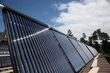 Chauffe-eau solaires de tube électronique d'installation facile