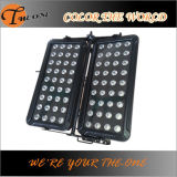 Dubbele Head 72X10W RGBW LED Stage Effect Light