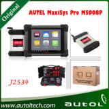 Первоначально Autel Maxisys Ms908 ПРОФЕССИОНАЛЬНОЕ Autel Maxidas Maxisys ПРОФЕССИОНАЛЬНОЕ Diagnostic System с WiFi Autel Ms908p + J2534 он-лайн Programming
