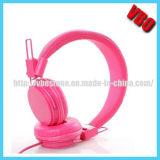 Auriculares baratos de la alta calidad, ruido que cancela los auriculares, auriculares de DJ