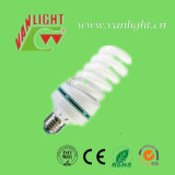 Lampadine piene di spirale CFL di alta efficienza, lampade di risparmio di Energey