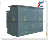 Type de type combiné Box Transformateur Substation