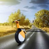 1台の車輪の電気オートバイの自己バランスをとる最も新しくスマートな17インチ