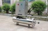 Manual 120 metro cúbico por hora Handle-mecedora Limpieza lámpara ultravioleta del agua del esterilizador